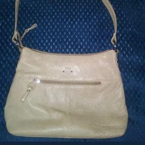 Genuine Leather Stone Mountain Shoulder bag